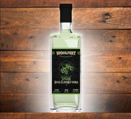 Spark Basil Flavored Vodka